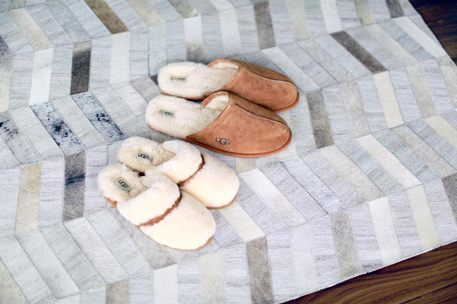 His & Hers: House Slippers | Haute Pink Pretty | Bloglovin'