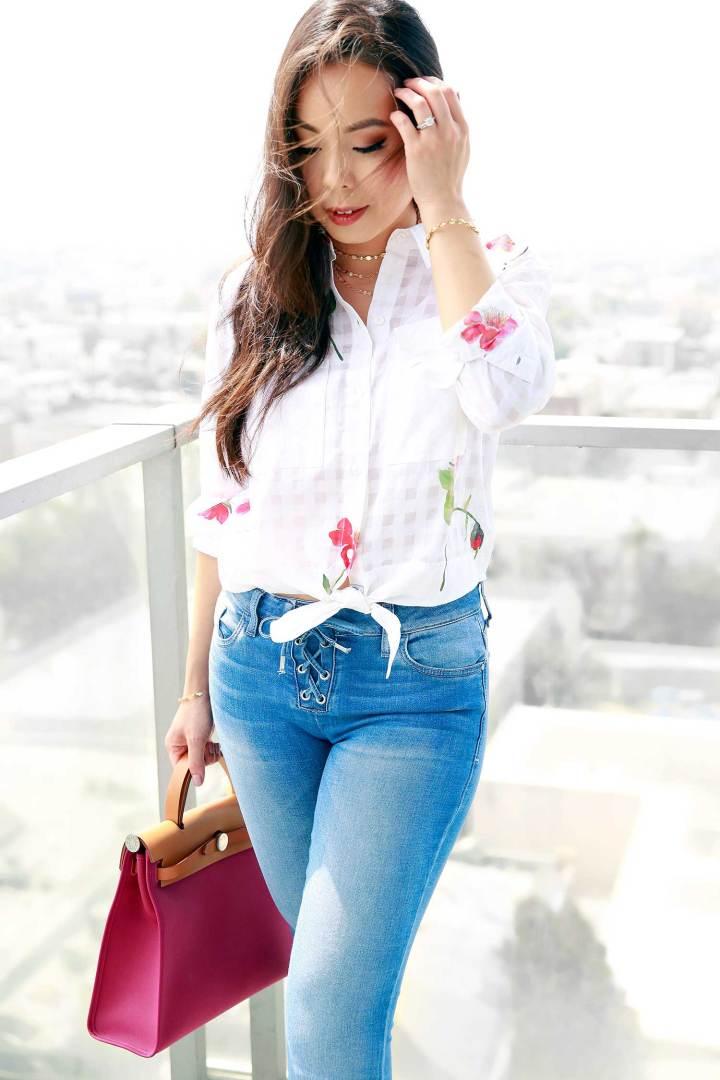 Asian Fashion Blogger An Dyer