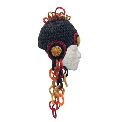 Cirque du Soleil - Multi-rings Wool Hat