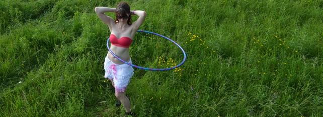 Haute Revel Bo Peep Hoopin' Hoopla Skirt
