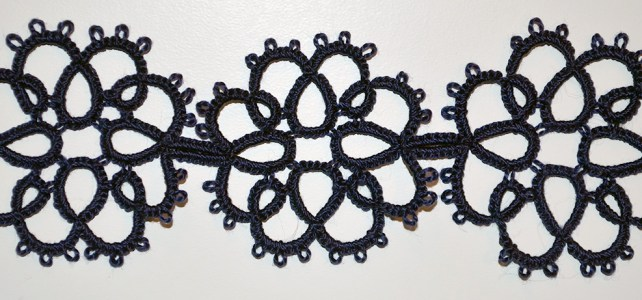 Floral Bookmark Tatting Pattern – Response