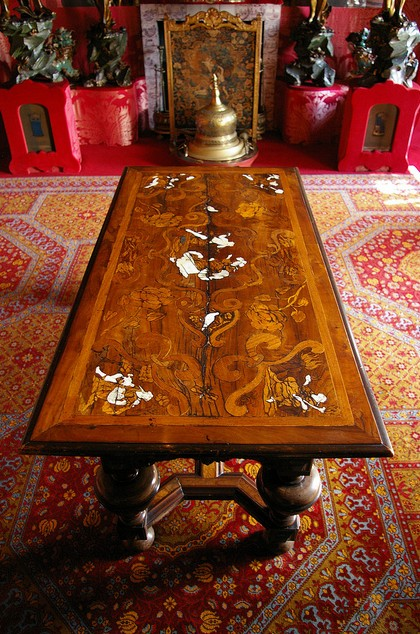 table charles II