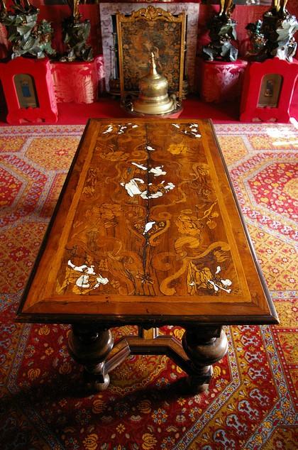 table charles II