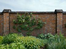 Charting Churchill: Garden Wall at Chartwell, Westerham ...