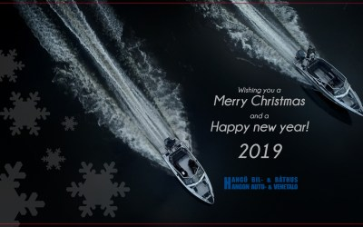 We wish everyone a Peaceful Christmas and a Happy new year 2019