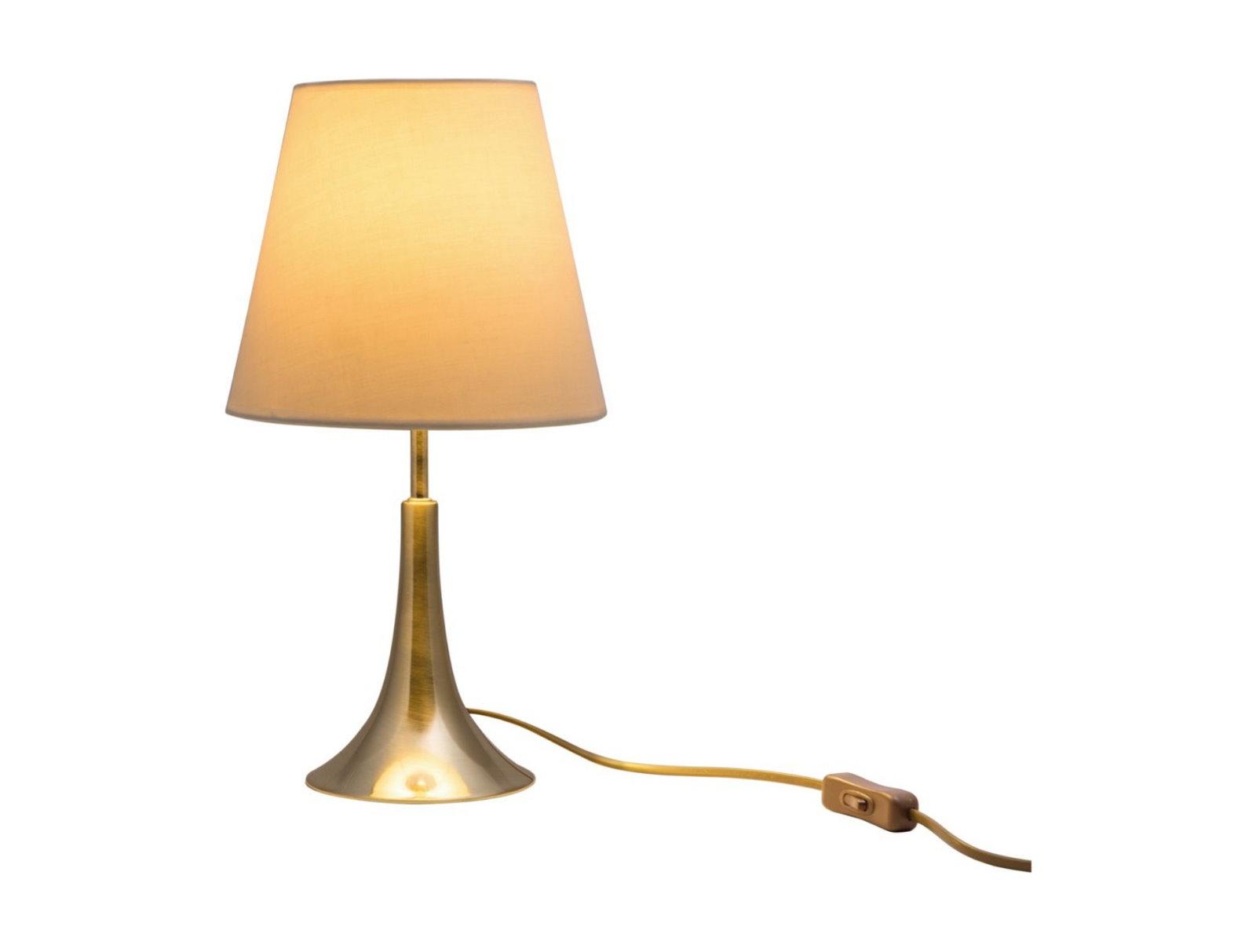 Schlafzimmer Lampe Messing Tischlampe Pantin Loberon Coming Home