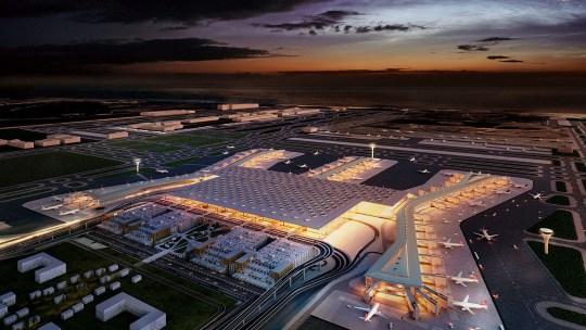 Yeni İstanbul Havalimanı'ndan Yapılan Uçuşlar ve Saatleri