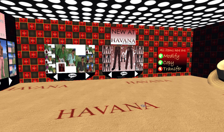 Havana at Gay World - Inside