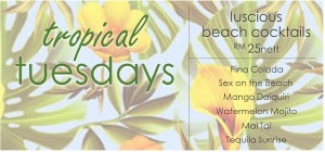 Tropical Tuesday FB Timeline 14Apr15