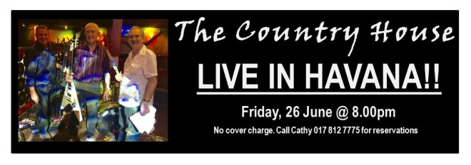 The Country House 26Jun15