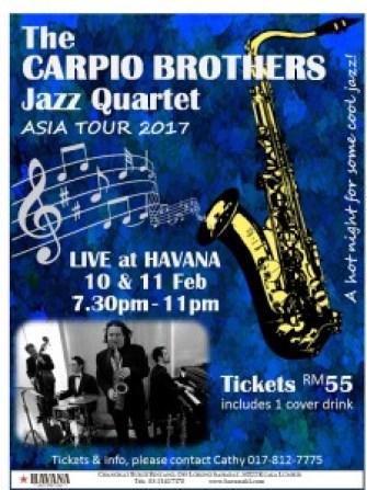 Carpio Brothers Poster 3Feb17
