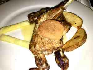 Delicious duck at el cocinero in havana cuba
