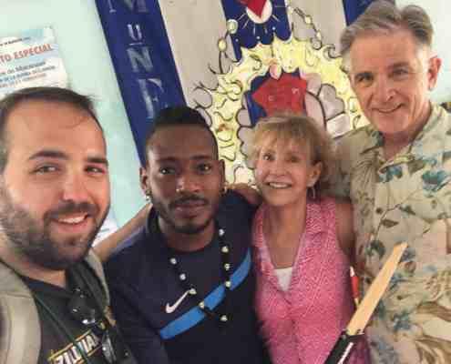 private rumba tour in matanzas cuba