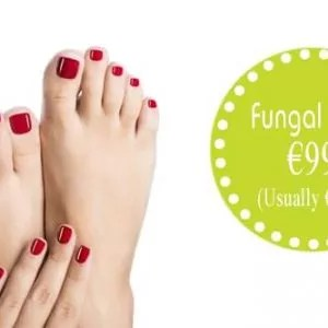 Laser Fungal Nail Body Treatment