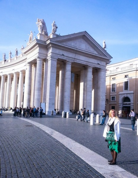 St. Peter's Square.