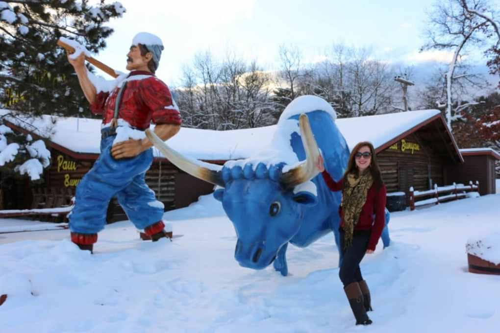 Blue Ox 2