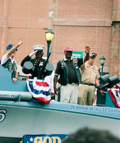 The Philly Parade