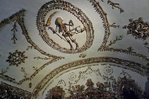 Capuchin crypt
