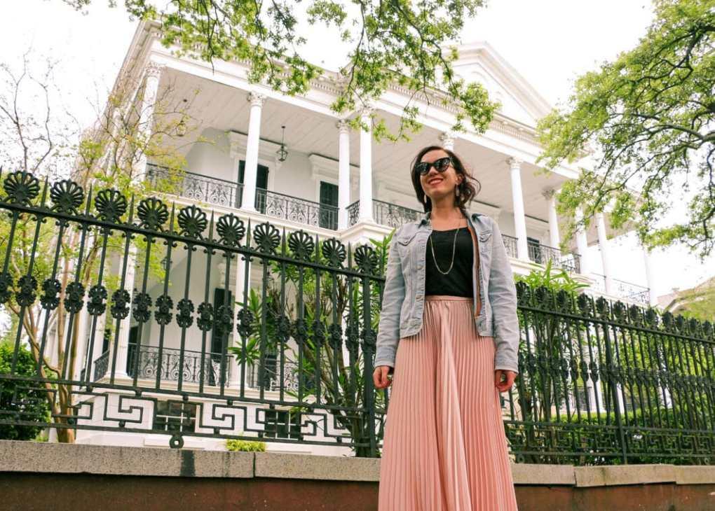 AHS Coven Mansion