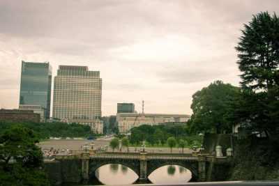 Seimon Ishibashi bridge