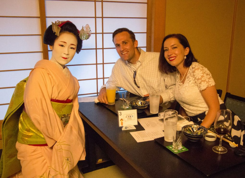 Q&A With a Maiko!
