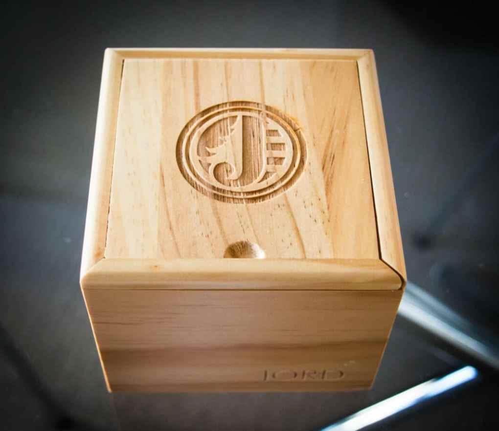 Jord watch box