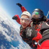 skydiving Queenstown, NZ