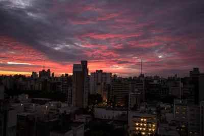 Rosario sunrise