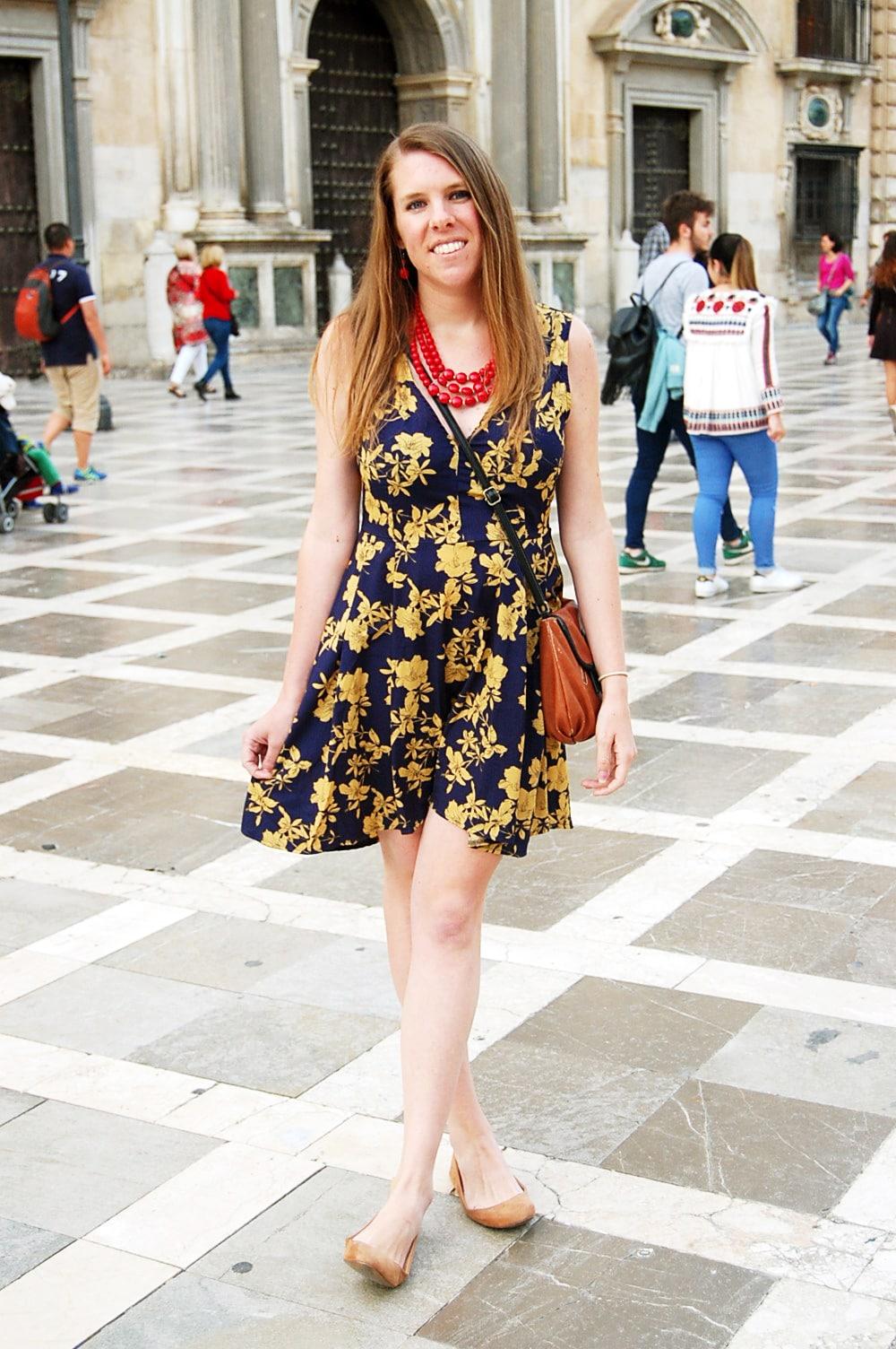 "Nina of ""A World of Dresses"""