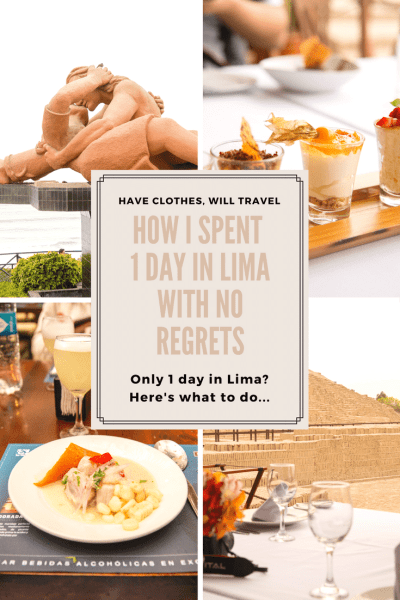 What to do in one day in Lima, Peru