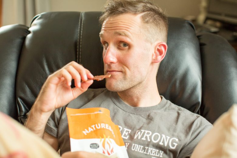 Naturebox beef jerky