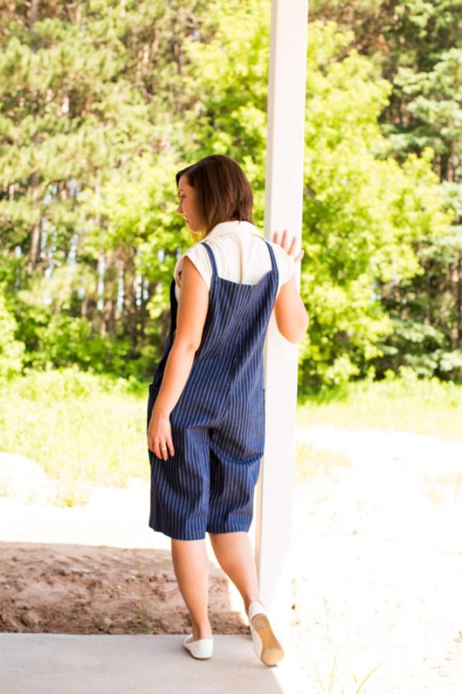 Eva trends overalls dungarees