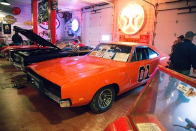 Doc's Classic Car & Cycle Museum