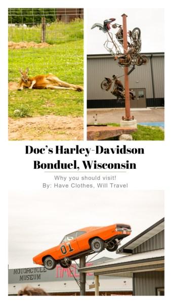 You Should Visit Doc's Harley-Davidson in Bonduel