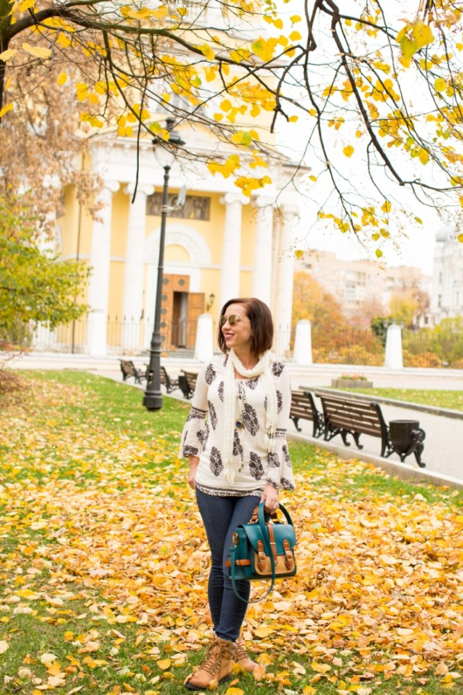 Comfortable & Cute Cold Weather Outfit