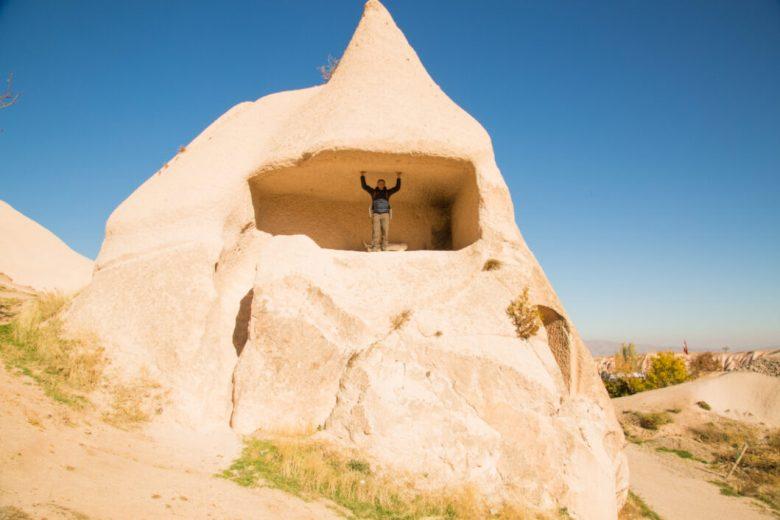 the Red Tour in Cappadocia Turkey