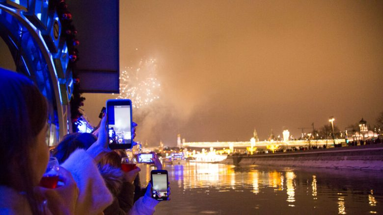 Moscow, Russia for New Year's Eve – River Cruise Review