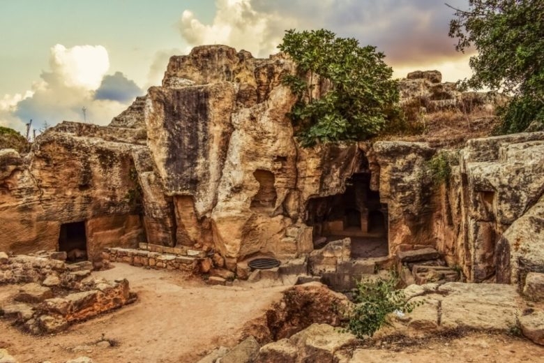 Tombs of the Kings in Paphos