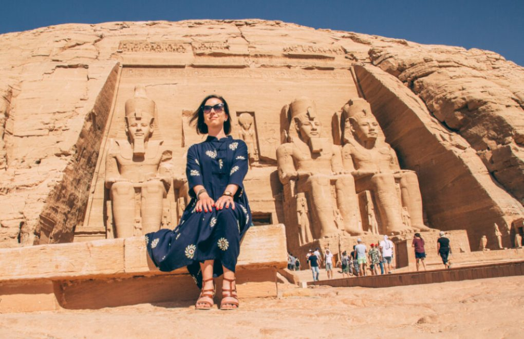 Abu Simbel photo fun