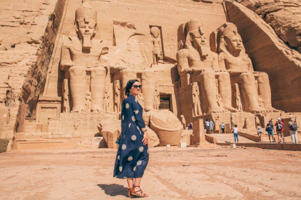 Outift Idea Abu Simbel
