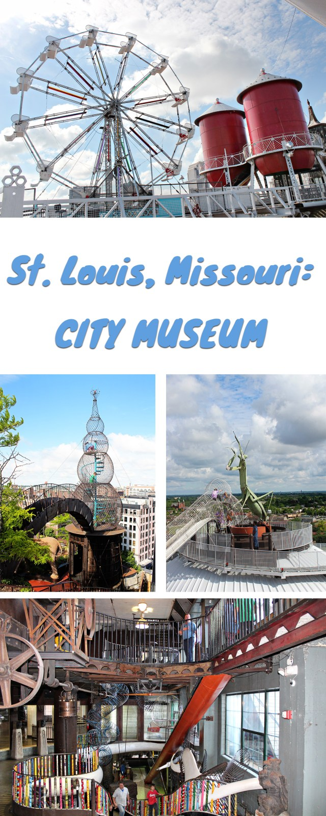 City Museum In St. Louis, Missouri