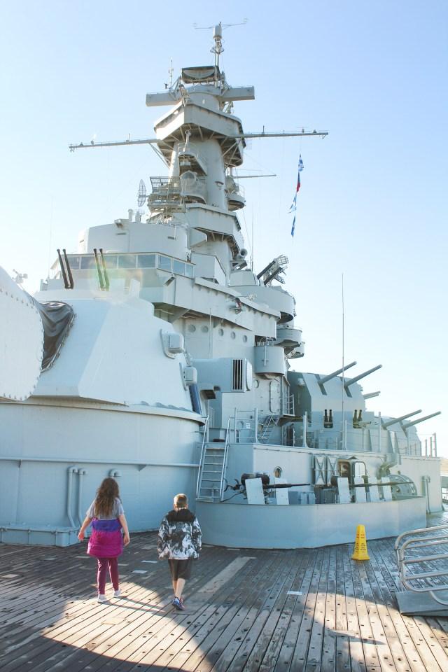Uss Alabama Battleship Memorial Park In Mobile Al Have
