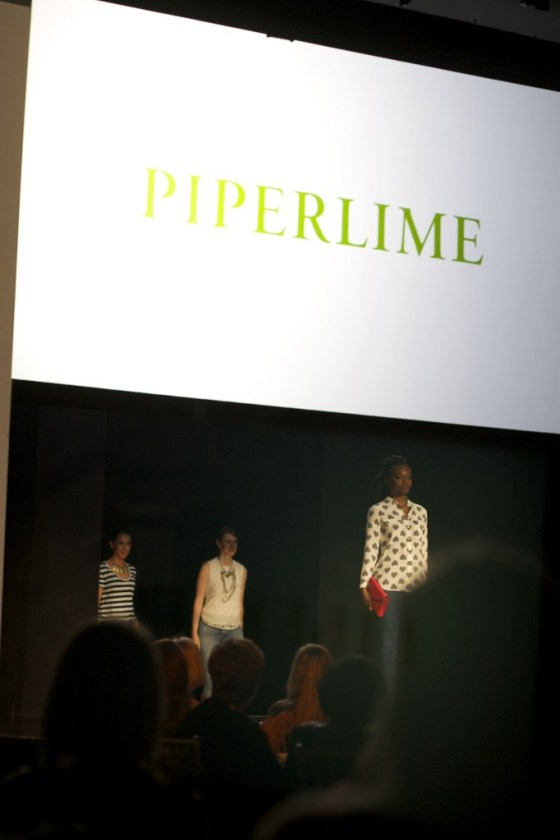 Piperlime showed a range of Spring inspired looks ready-to-wear right off the runway.