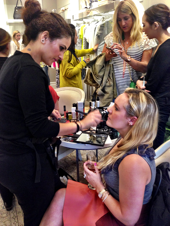 Joie + Nars event 6