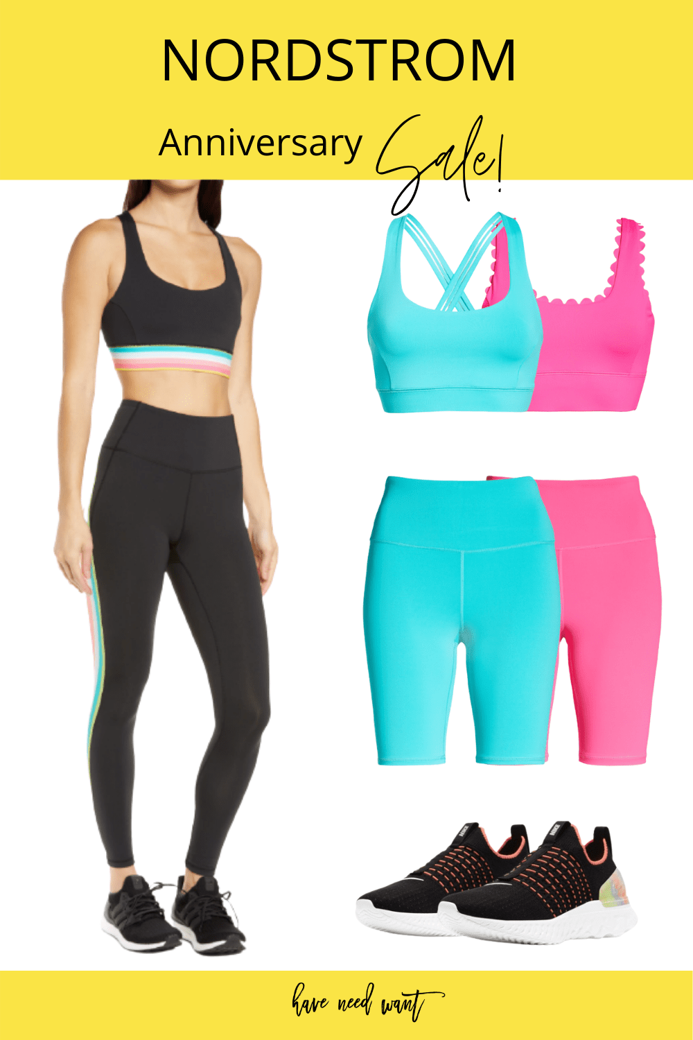 Fun fitness apparel to help motivate you to workout and feel your best!