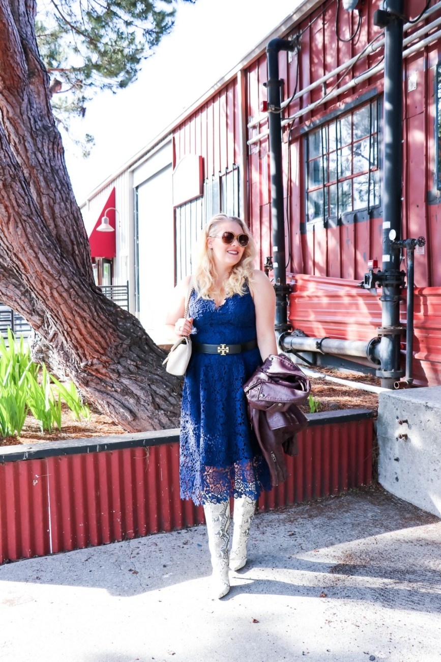 8 Tips on How to Style the Same Dress Different Ways so it Looks New on Have Need Want! Click over to the post to check out my styling tips and see all the ways to wear! #stylingtips #multiplewaystowear #styleguide #outfitinspo