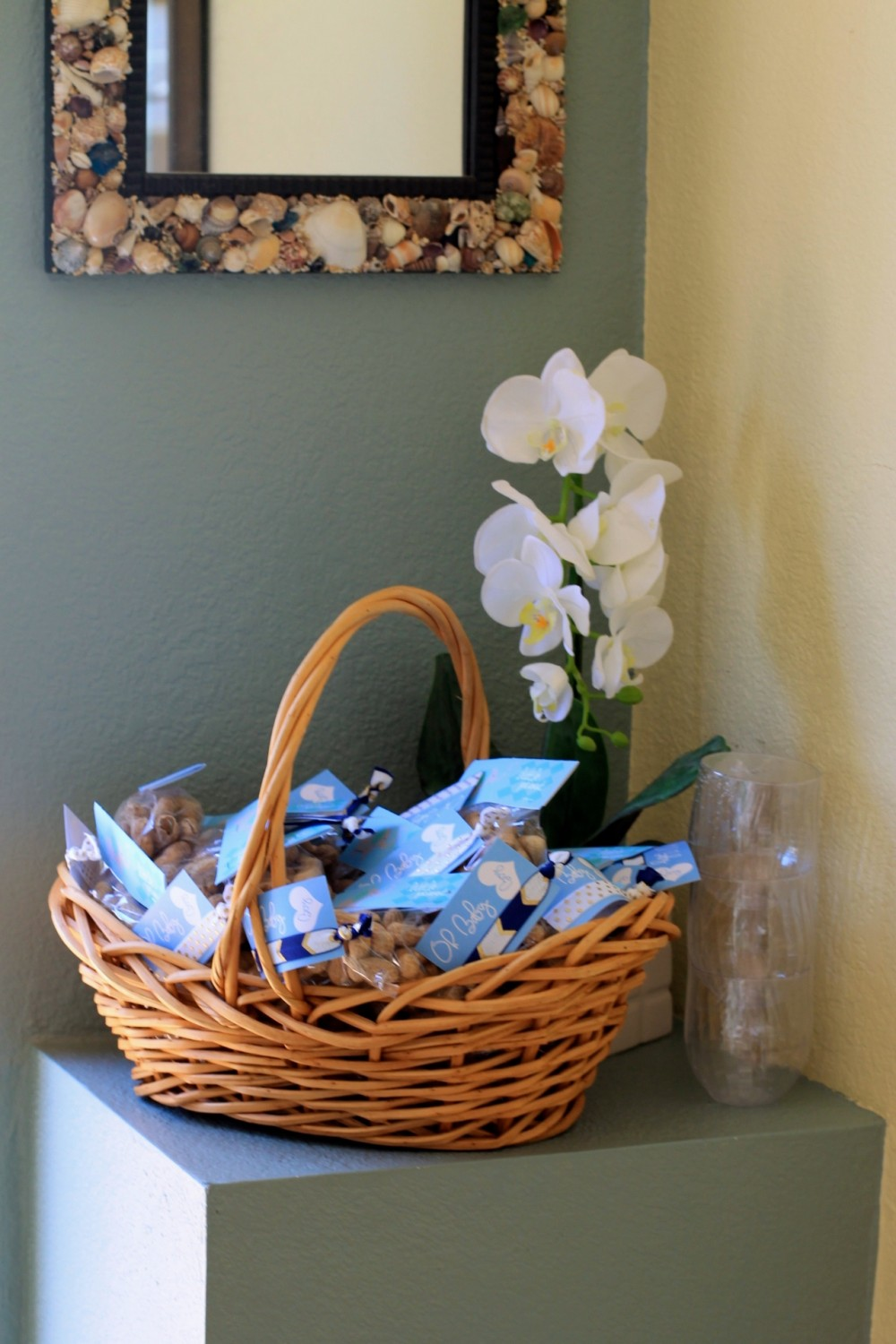 Baby Shower-Baby Shower Gifts-DIY Projects-Baby Shower DIY