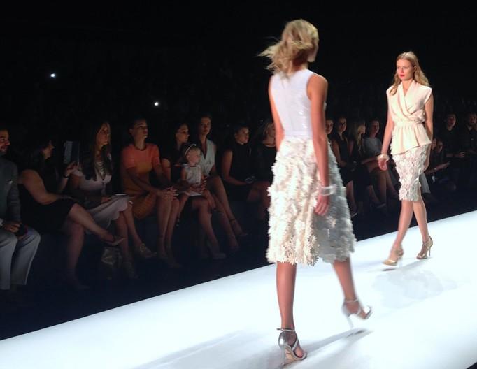 Badgley Mischka-NYFW SS16-Runway-Behind the scenes-Fashion Week