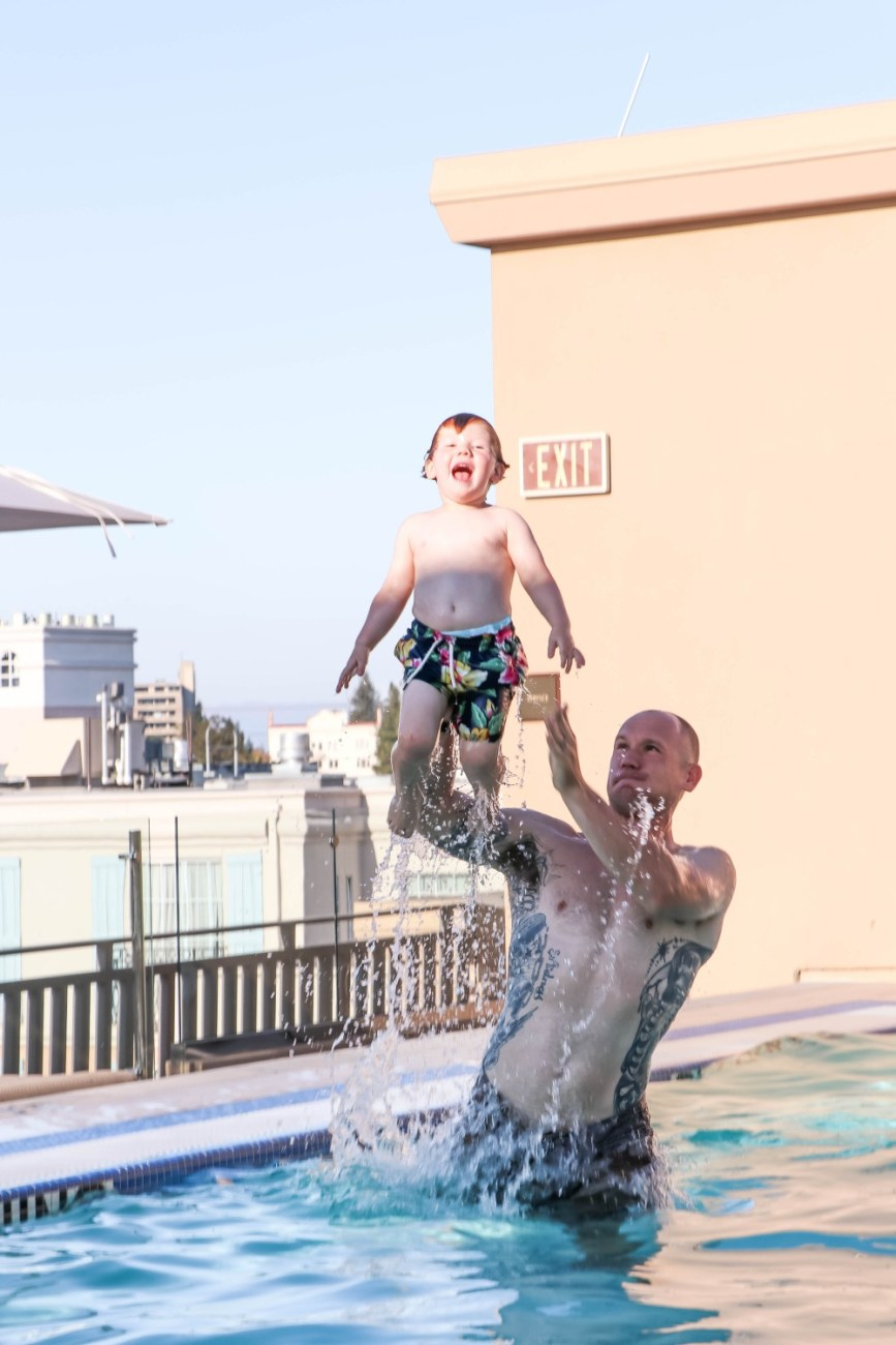 We recently had a staycation at The Clement Palo Alto and I'm dishing on why we love it there and why it was the perfect location for Justin and Mason's birthday weekend celebration! Head to the post to check it out! #theclementhotel #theclementpaloalto #luxurystaycation #luxuryhotel #luxurytravel