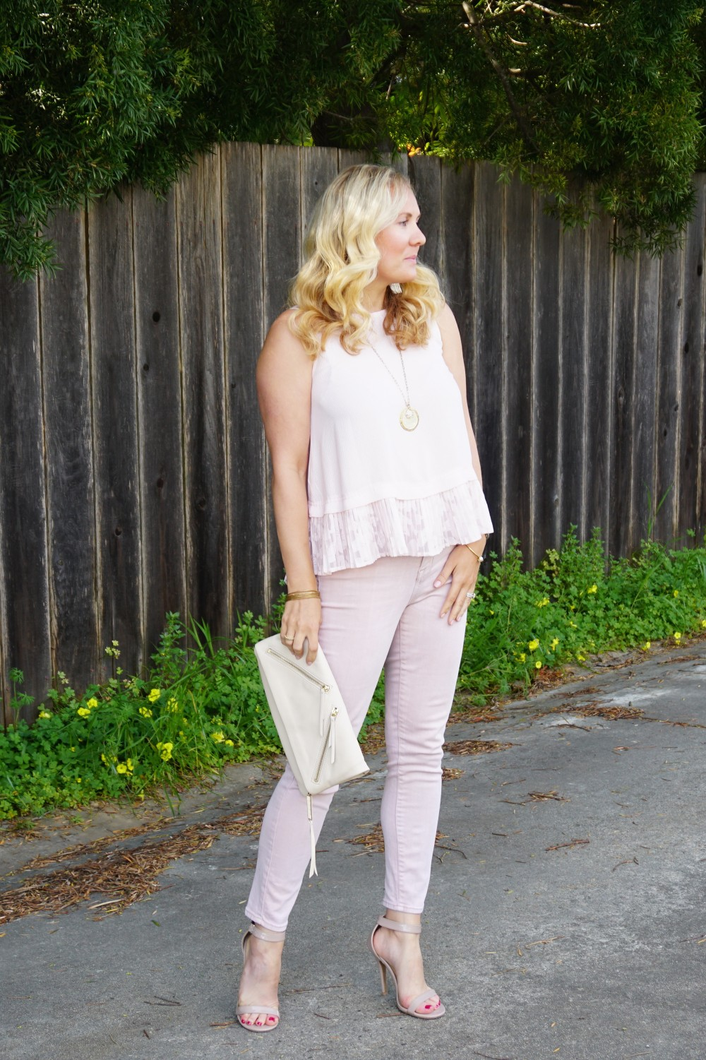 Blush Pink Easter Outfit-Easter Outfit Idea-Target Style-Who What Wear for Target-Outfit Inspiration-Have Need Want 2